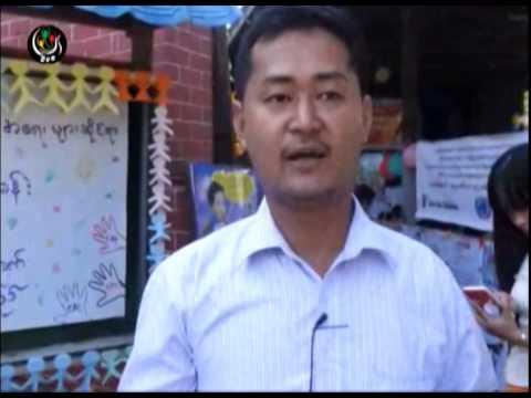DVB -23-11-2014 ကေလးသူငယ္မ်ားအခြင့္အေရးဆိုင္ရာ ေငြရတုႏွစ္ပတ္လည္ပြဲ