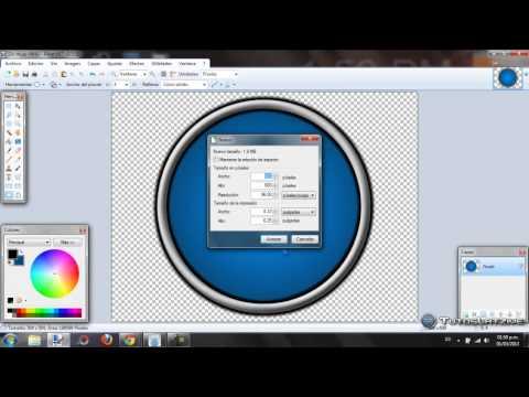 [TL] Cómo crear tu propio logo con Paint.NET