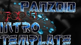 İNANILMAZ TOP 5[PANZOİD] İNTRO TEMPLATE