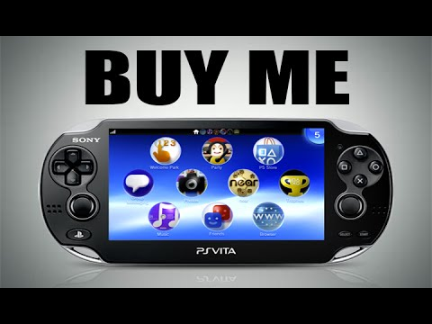 Why Doesn't Sony Market PS Vita?