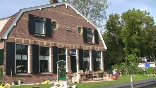 Boottocht Friesland 2009 Toppenhuizen Oppenhuizen