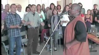 Boysie White Heidelberg Gospel Workshop 2013