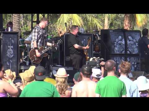 Dropkick Murphys - I'm Shipping Up To Boston @ Coachella 2013 (2013/04/13 Indio, CA)