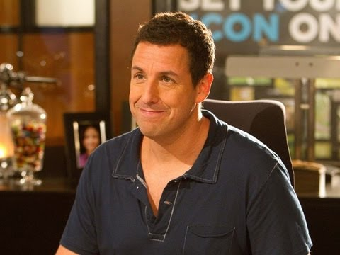Adam Sandler Breaks Razzie Awards Record