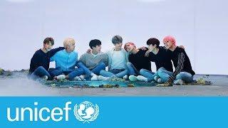 فرقة بي تي إس (BTS) تتصدى لعنف المدارس