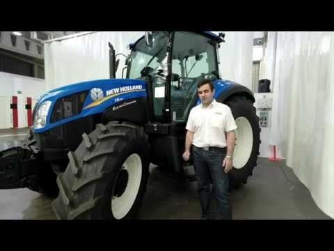 New Holland T5 Review