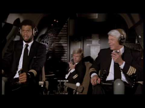Funny cockpit scene - AIRPLANE!