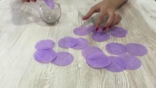 DIY confeti grande con Troqueladora