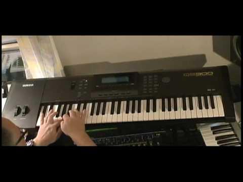 keybdwizrd - Yamaha QS300 Demo