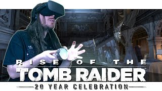 Rise of the Tomb Raider™ - BLOOD TIES - Oculus Rift