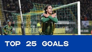 TOP 25 GOALS | Week 7