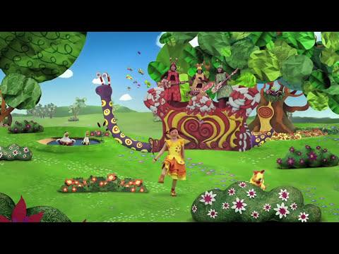 El jardín de Clarilú: AEIOU