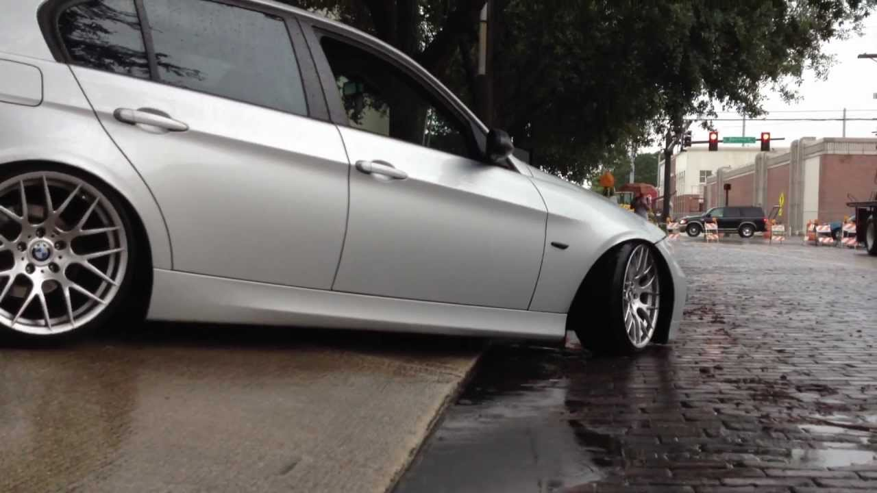 Slammed Bmw Youtube
