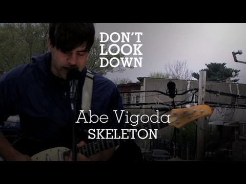 Abe Vigoda - Skeleton - Don't Look Down