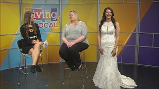 Saying Yes to the Dress with Sabrina's Bridal and Prom