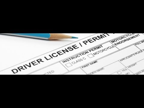 Permits Test Answers Driver License Permit Test