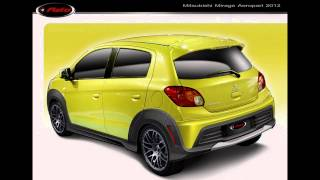 sketch mirage aeropartbodykit By PARTO