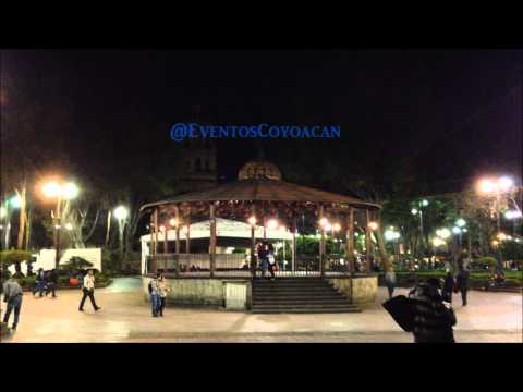 Miércoles en Coyoacán Semana 48 2014