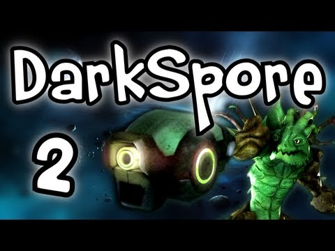 DARKSPORE - Ep. 2 - Tree Beard