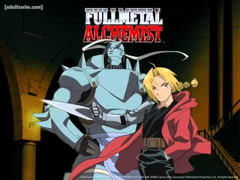 Full Metal Alchemist Original Theme Melissa video