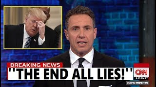 'The END all LIES !' Chris Cuomo Brilliantly ENDS Trump's Many LIES with Fact Check Line-by-Line