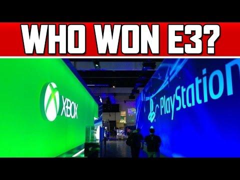 Sony vs Microsoft: Who Won E3 (PS4 or Xbox)