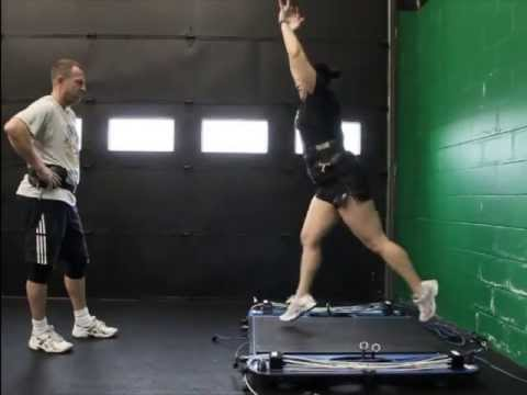 Vertimax Jump Training