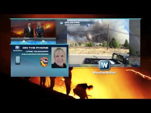 CALFIRE: All Wildfires in California Under Control