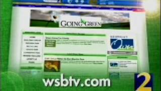 CareerEco WSB-TV November 23 Green Jobs