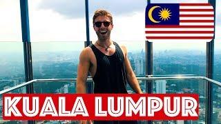 SHOWING MY MUM KUALA LUMPUR: KL TOWER AND ECO PARK || TRAVEL MALAYSIA