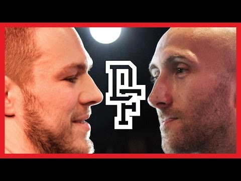 QUILL VS OGMIOS  | Don't Flop Rap Battles