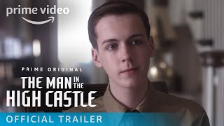 The Man in the High Castle Season 1 - Official Trailer: What If? | Prime Video