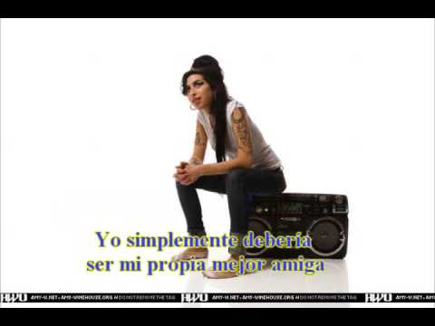 Amy Winehouse - Tears dry on their own (Español)
