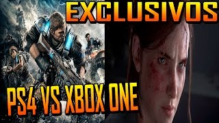 Juegos Exclusivos De Ps4 VS Xbox One - Balance 2016