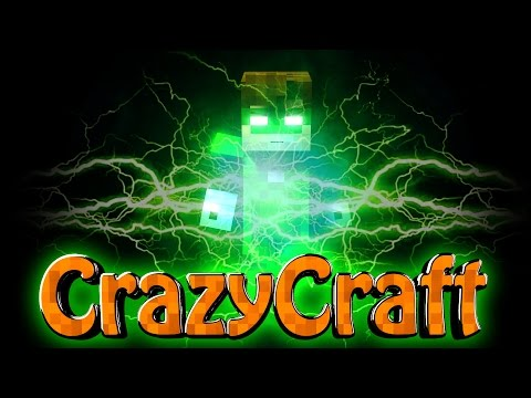 Minecraft | CrazyCraft 2.0 - OreSpawn Modded Survival Ep 145 -