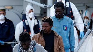 More invaders now arriving in Italy than in Greece