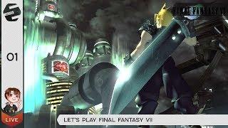 Final Fantasy VII #1 Redécouverte et destruction