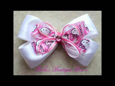 Disney & Character custom boutique bows