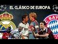 REAL MADRID vs BAYERN MUNICH | EL CLÁSICO DE EUROPA (2018) MP3