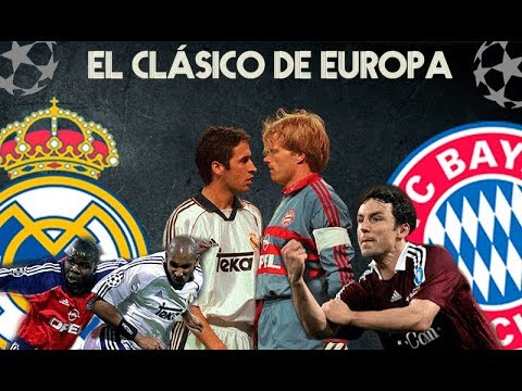REAL MADRID vs BAYERN MUNICH | EL CLÁSICO DE EUROPA (2018) thumbnail