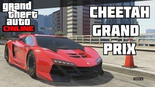 "GTA 5 - ""Cheetah Grand Prix"" Competitive Playlist Race Track #4"