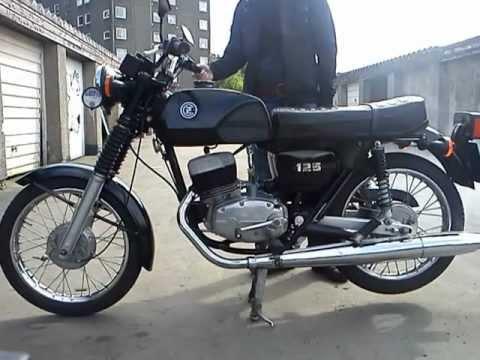 JAWA CZ 125
