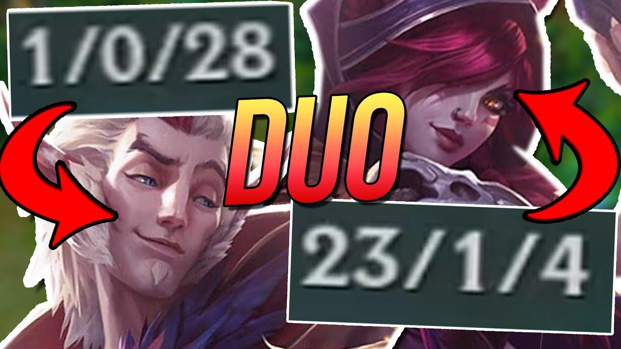 XAYAH & RAKAN DUO 2v5 PENTA 100% NERF AFTER THIS ft. PantsAreDragon - League of Legends