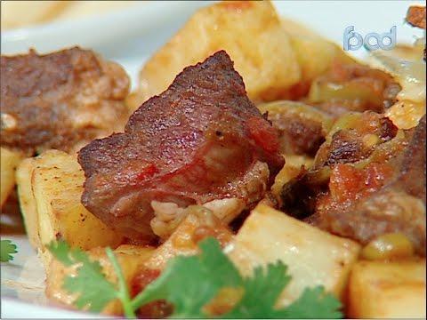 مجلجل اللحم بالبطاطس - كرات الكفته بالبطاطس الشيف #محمود_عطيه من برنامج #سهل_وبسيط #فوود