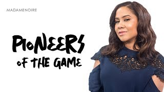 Angela Yee Talks Being a Black Woman in a Male Dominated Industry | Pioneers of the Game