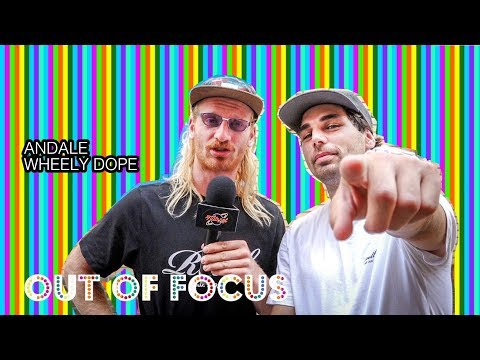 Out of Focus: Andale Wheely Dope (Kevin Tshala, Nick Steenbeke, Douwe Macare)