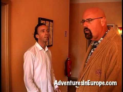 Sauna Club Harem: Glory Hole (germany) By Adventuresineurope video