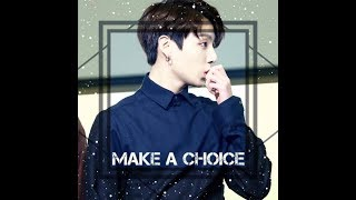 Jungkook |ff| make a choice ep13