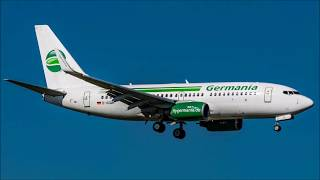 Germania Goes bankrupt and cancels flights