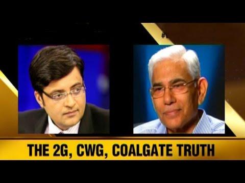 The Newshour  Debate: Vinod Speaks To Arnab - Full Debate (11th September 2014)